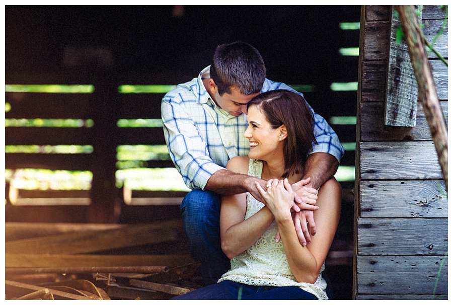 Roanoke Engagement Photographer